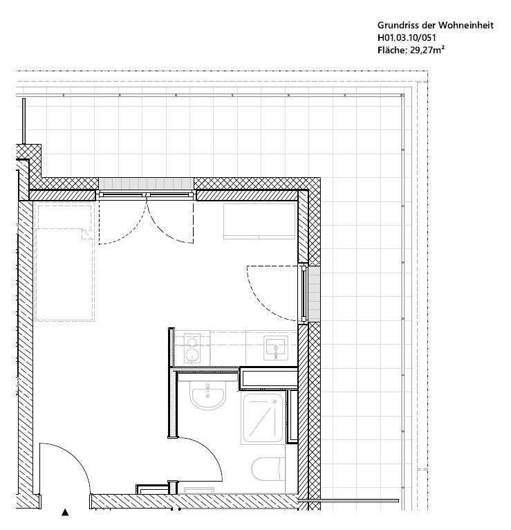 Wohnung Beispiel 1.51